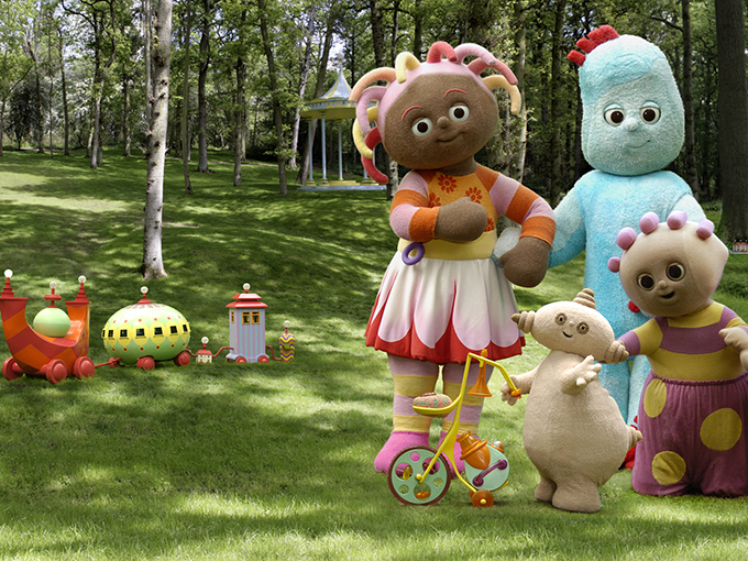 Copied from Kidscreen - In the Night Garden