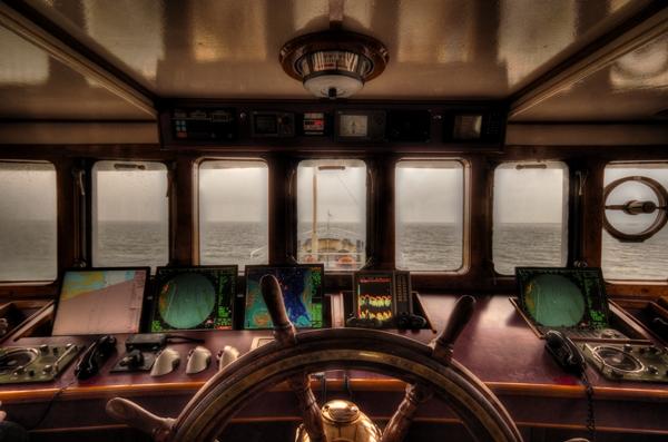 Ship Sea