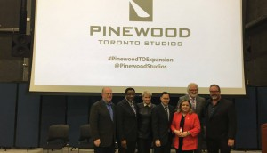 Pinewood Studios Toronto