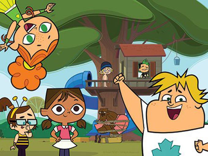 Copied from Kidscreen - total-drama-daycare