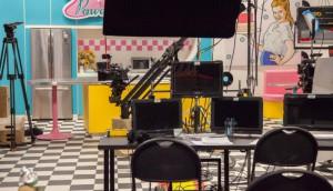 Gusto's new studio