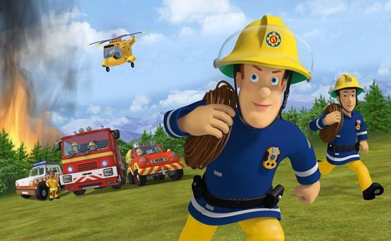 Fireman Sam from DHX Media