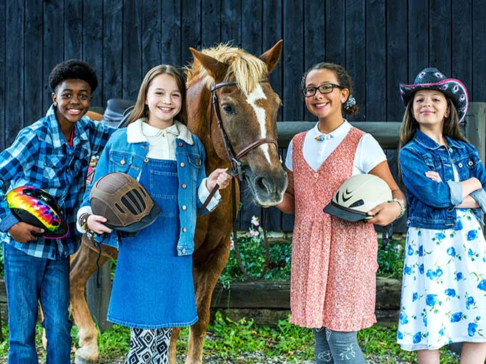 Copied from Kidscreen - Ponysitters-Club