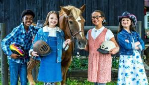 The Ponysitters Club - Brain Power Studio