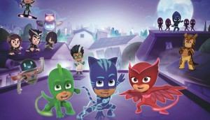 PJ Masks season two from eOne