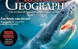 Australia Geo mag