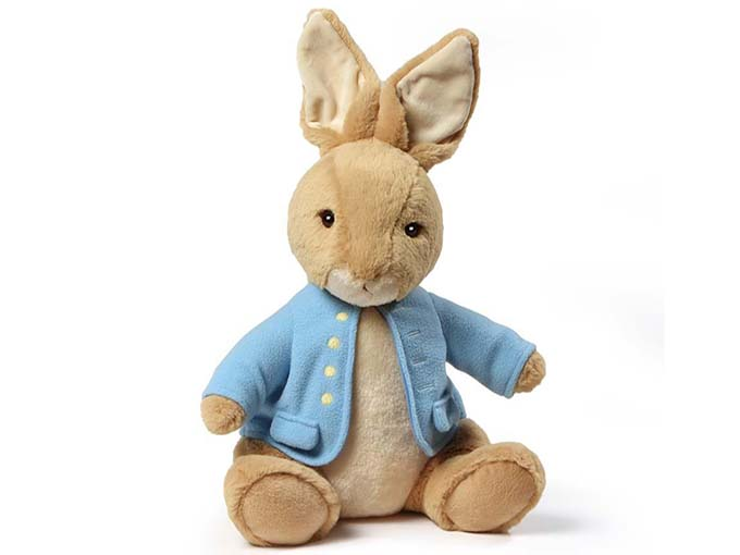 Copied from Kidscreen - Gund-Peter-Rabbit