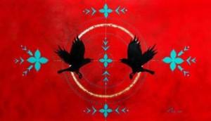 Indigenous Cinema artwork - NFB