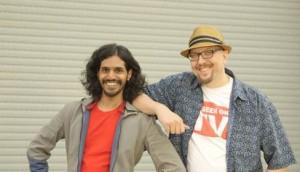 Shaun Hatton and Bohus Blahut
