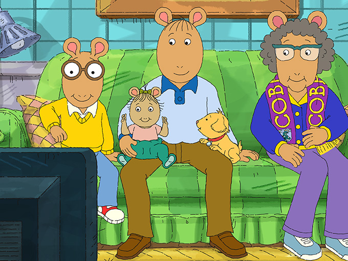 Copied from Kidscreen - Arthur