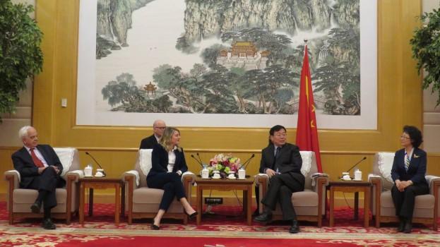 China mission