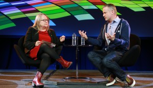 Valerie Creighton (Canada Media Fund), Marc Dinsdale (Facebook Canada) - v2