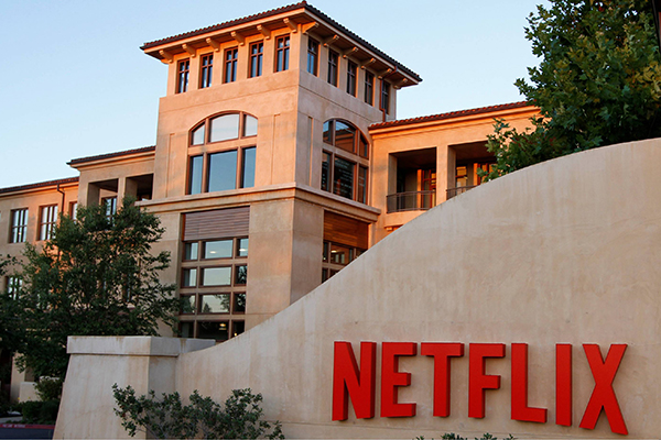 Copied from Realscreen - Netflix-Headquarters