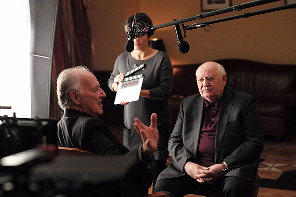 Copied from Realscreen - Meeting Gorbachev - Werner Herzog