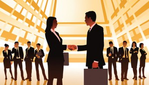 business team handshake 1