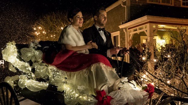 Marrying Father Christmas.Super Channel Adds 16 Canadian Mows To Festive Slate Playback