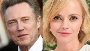 Percy picture, Christopher Walken, Christina Ricci