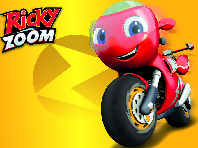 Copied from Kidscreen - Ricky Zoom