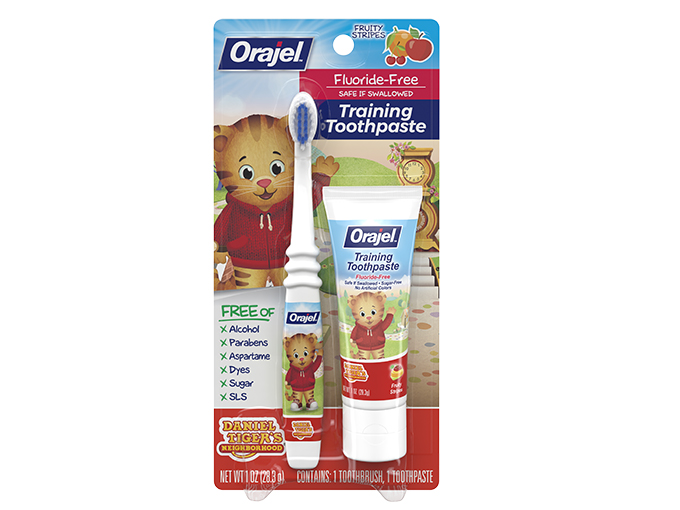 Copied from Kidscreen - Daniel Tiger Product