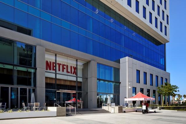 Netflix HQ LA