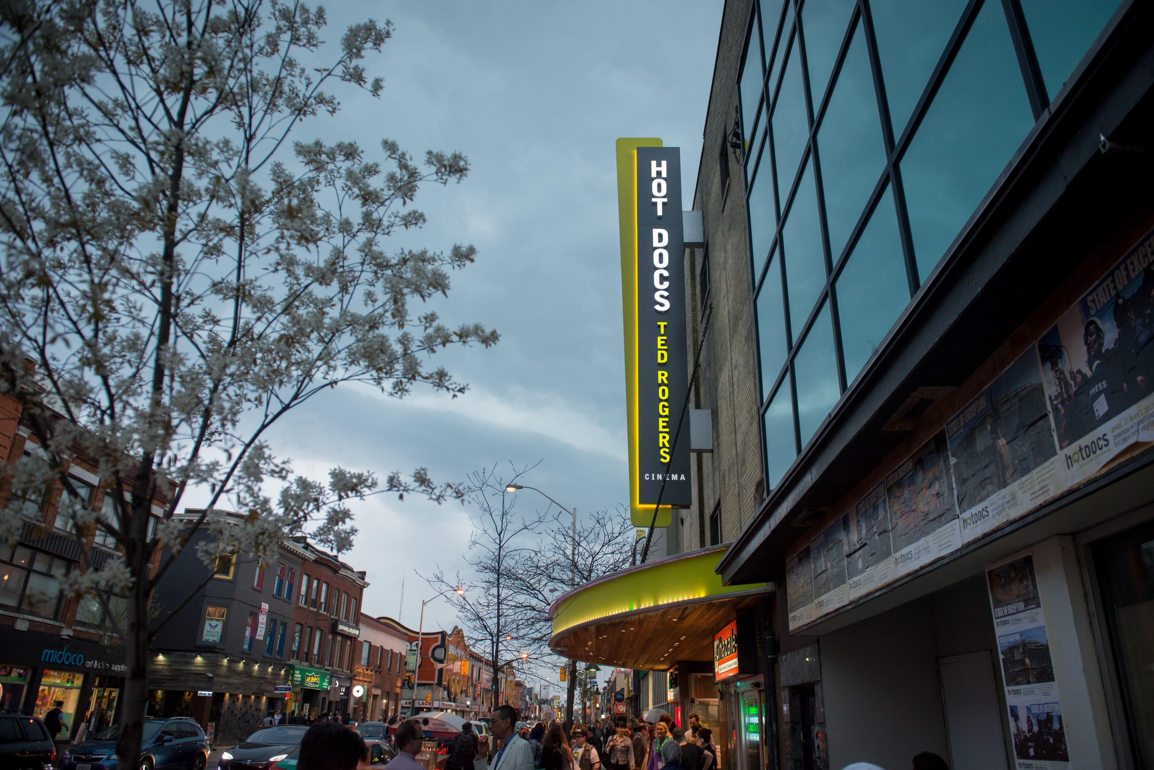 Hot Docs Ted Rogers Cinema - Toronto