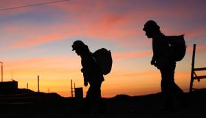 TSOG107_Miners at minesite in Peru