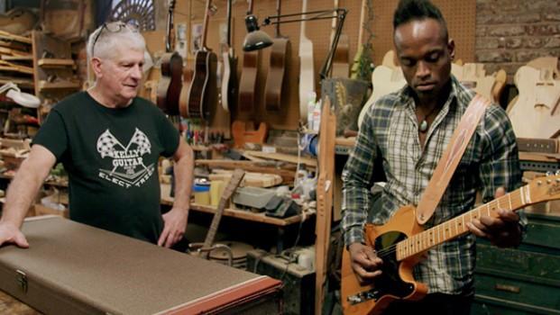 Carmine Street Guitar