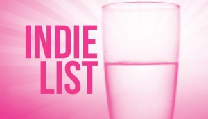 Indie List 2019 main graphic