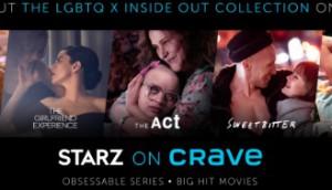 Starz on Crave