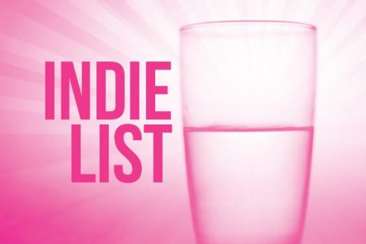 indie list 2019 main graphic