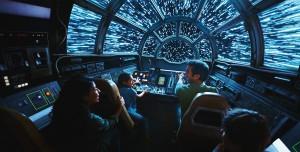 star wars: galaxy�s edge � millennium falcon: smugglers run