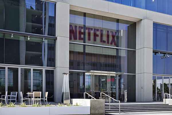 Copied from Realscreen - Netflix Hollywood HQ