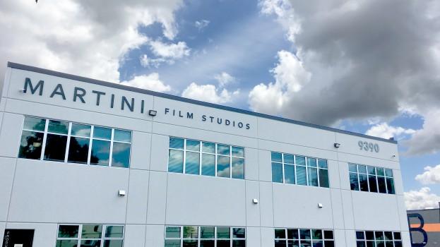 Martini Film Studios Exterior Shot
