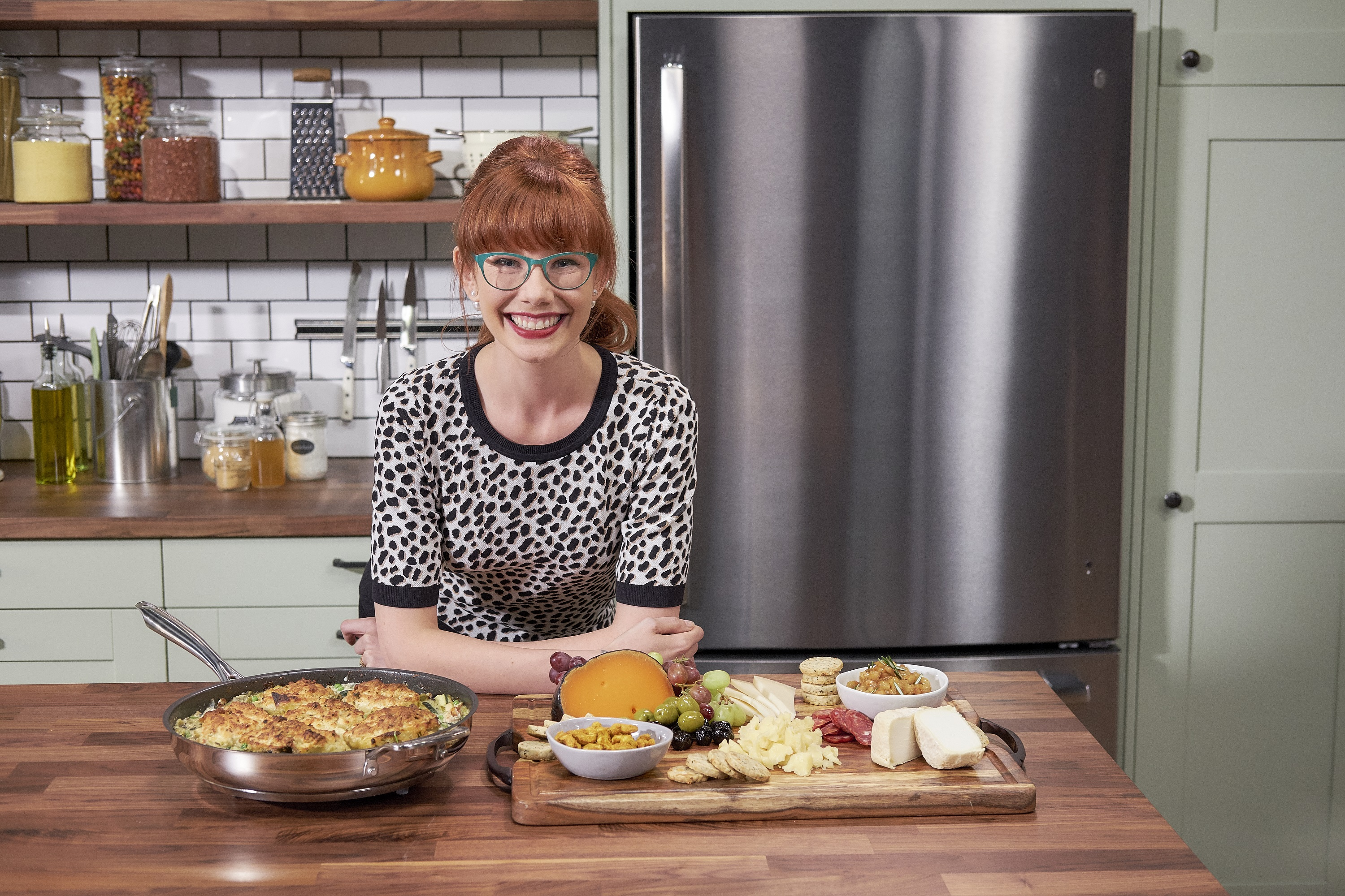 Mary S Kitchen Crush Goes Abroad Playback