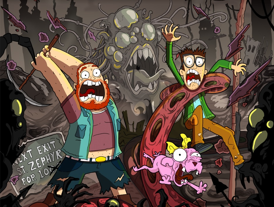Doomsday Brothers pic