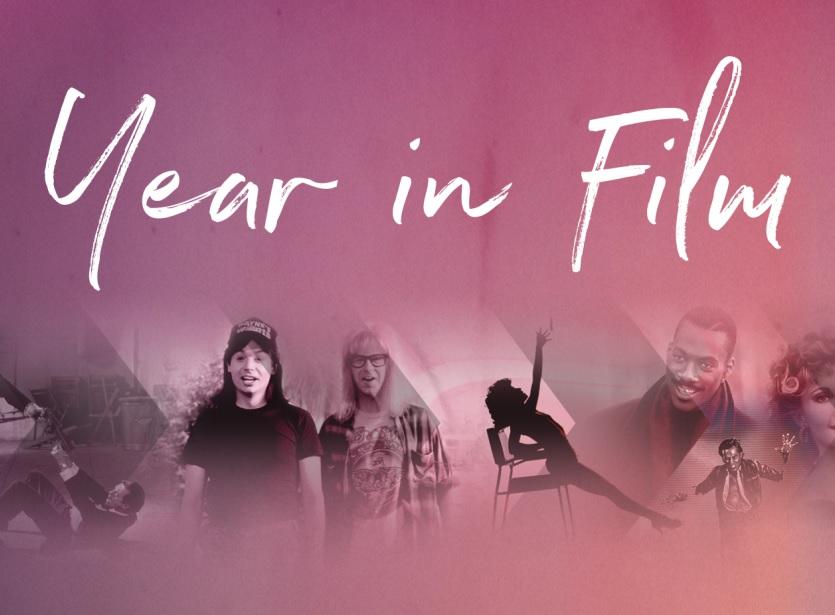 A Year in Film