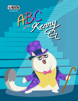 ABC with Kenny G_Poster