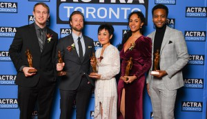ACTRA Awards in Toronto 2020 winners