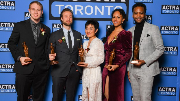 ACTRA Awards in Toronto 2020 winners