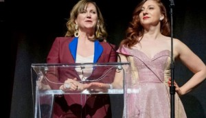 CAFTCAD Awards 2020 co-hosts Baronesses Jennifer Whalen and Auora Browne -v3 cropped