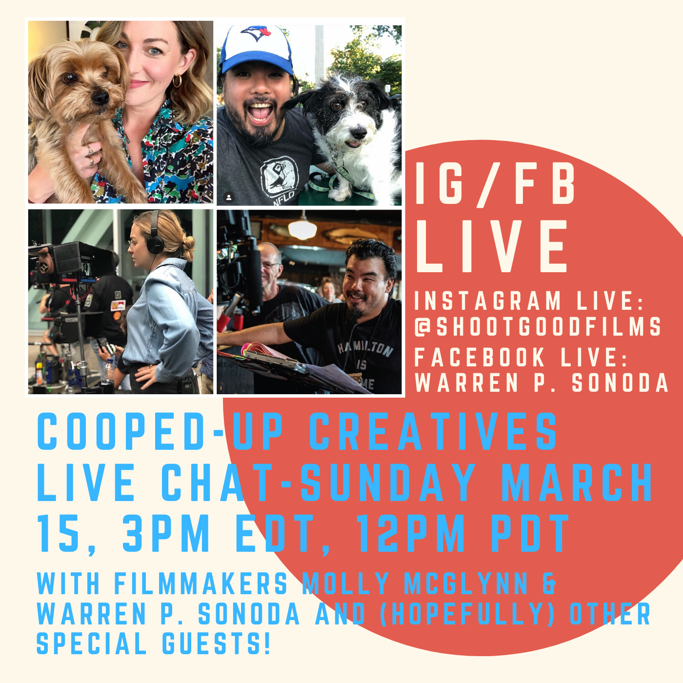 Cooped Up Creatives Molly and WPS Mar15