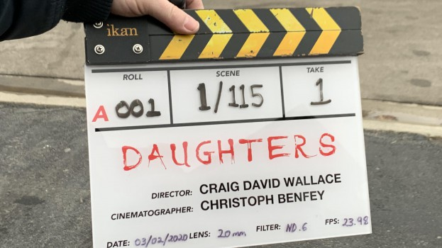 Daughters Production still