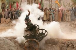 ben-hur, filmed on location in morocco