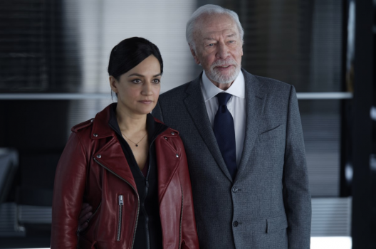 archie panjabi and christopher plummer star in departure