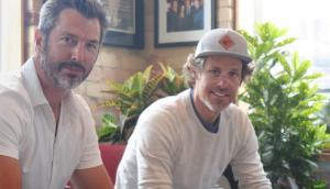 Ivan Schneeberg and David Fortier, Boat Rocker