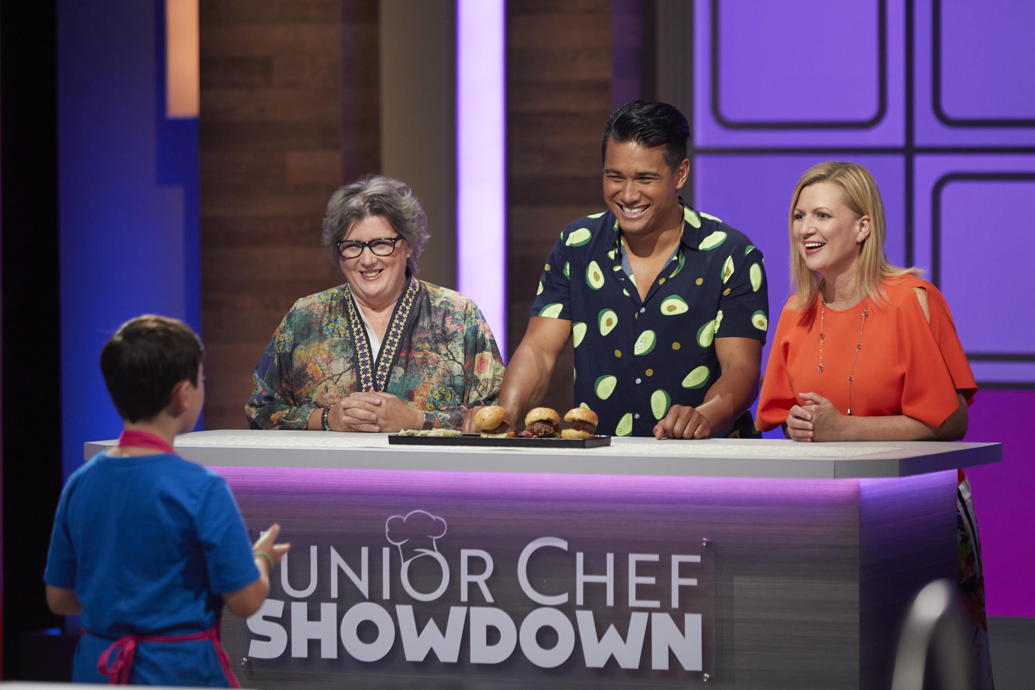 Episode 201_Judges tasting Ryder's dish 1Q3A2549