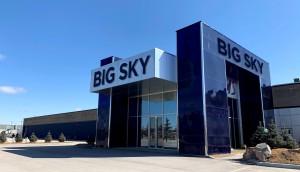 Big Sky Studios front