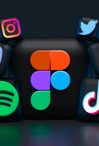 Unsplash - social media