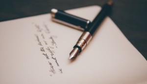 Unsplash, letter