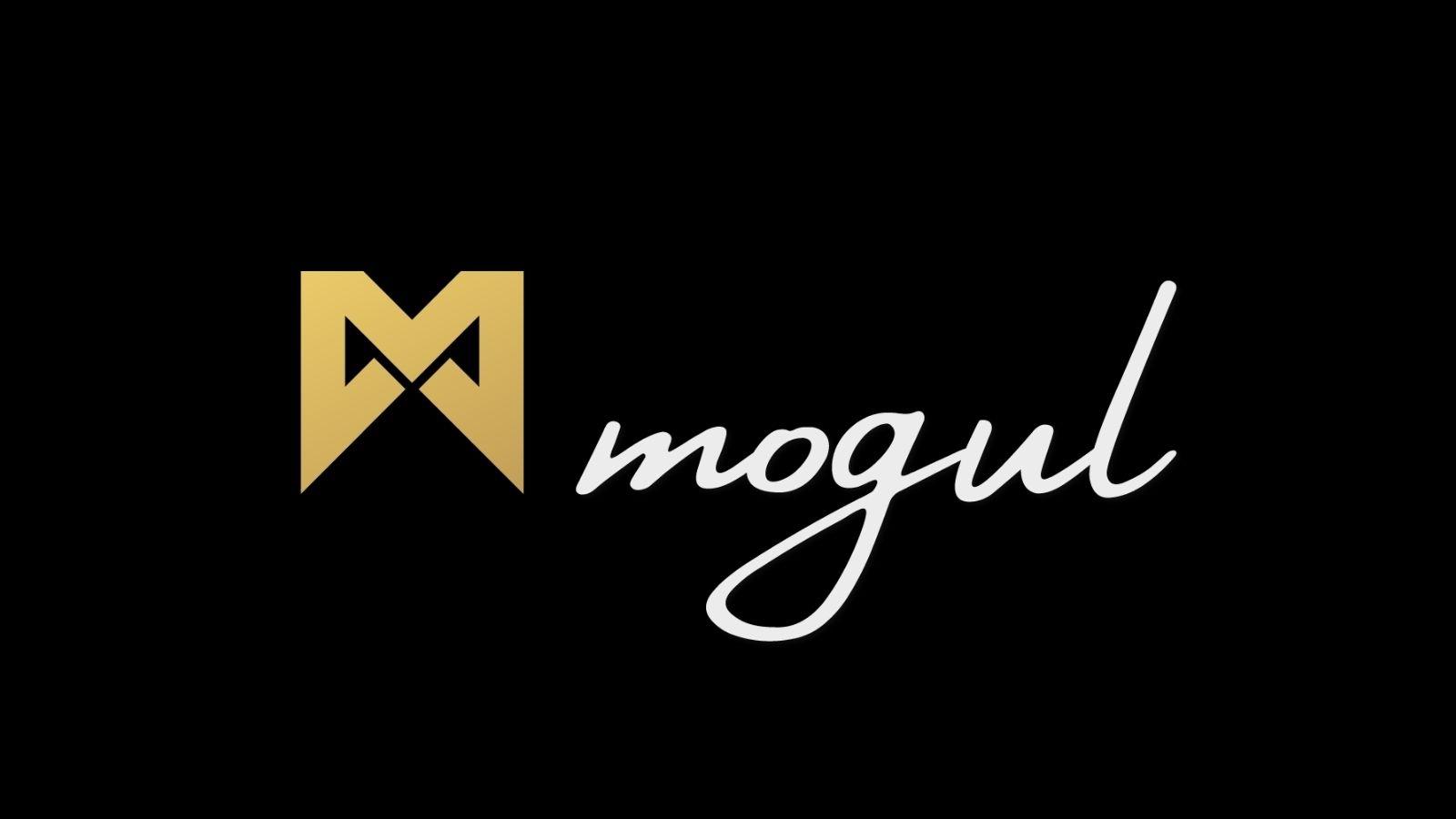 mogul logo on black